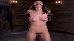 La nueva en bdsm Jade Nil es atada y atormentada -  Vídeo porno hd