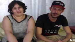 La sodomía de una madura italiana amateur muy fea - Vídeo porno hd