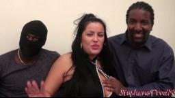 La gorda francesa Tatiana es una puta que adora a los negros - Vídeo porno hd