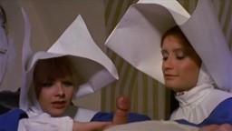 Porno vintage francés -  L'infirmière n'a pas de culotte (1980) - Película completa - Vídeo hd