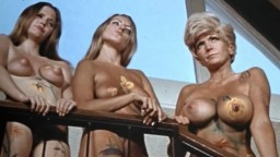 Porno vintage americano - Prison girls (1972) - Película completa - Vídeo hd
